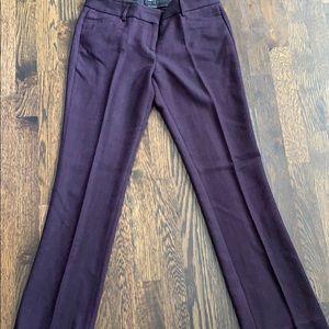 Tweed express pants
